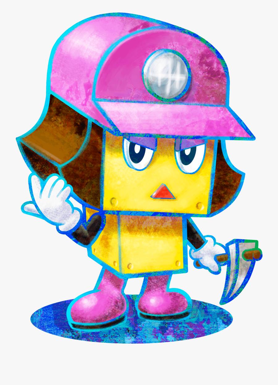 Mario And Luigi Dream Team Characters Free Transparent Clipart