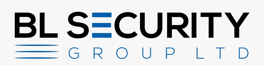 Blue Line Security - Graphic Design, Transparent Clipart
