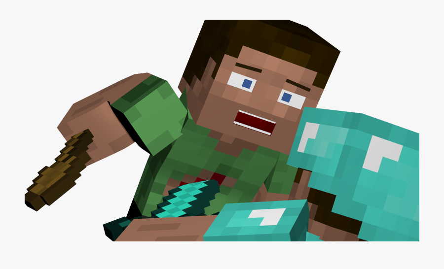 Transparent Minecraft Steve Png Garry S Mod Free Transparent