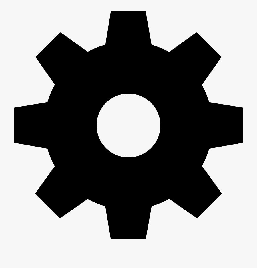 Gear Computer Icons Clip Art - Gear Clipart, Transparent Clipart