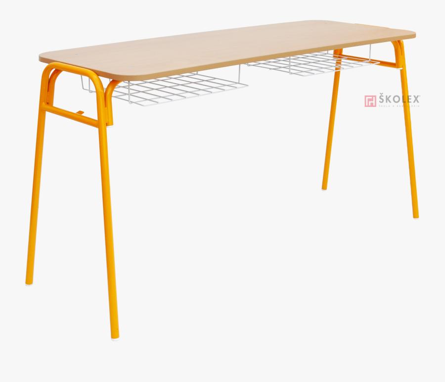 Desk - Writing Desk, Transparent Clipart