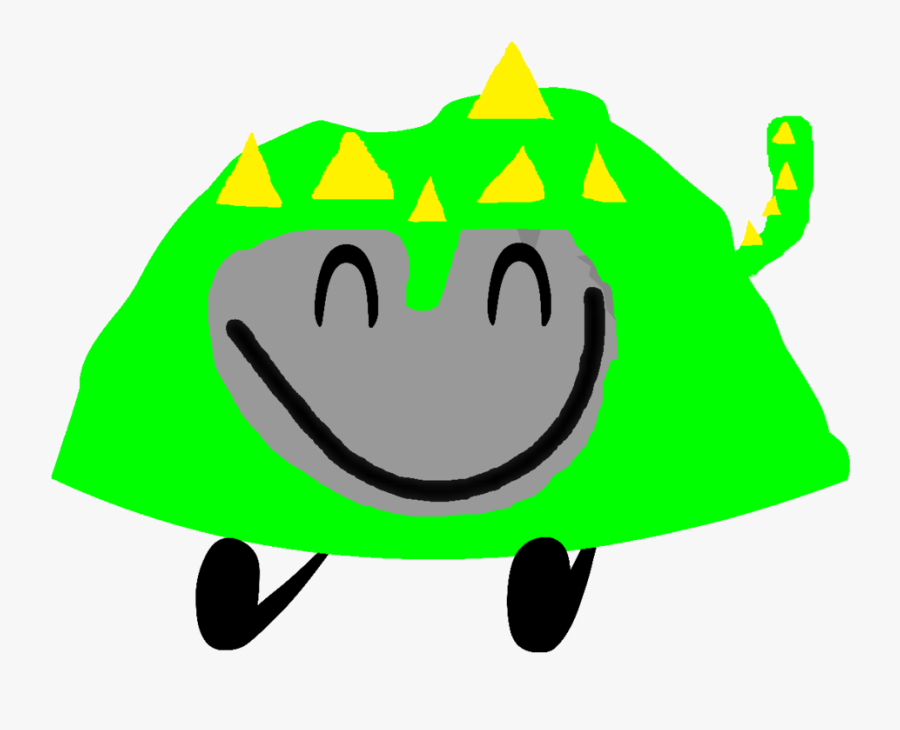 Image Rocky As A Dinosaur Png Battle - Bfdi Dinosaurs, Transparent Clipart