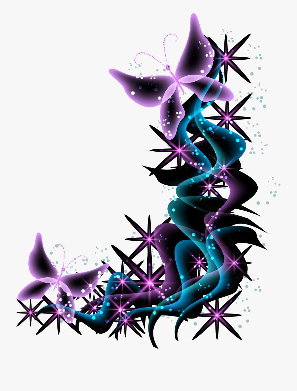 Transparent Galaxy Clipart Png - Colorful Galaxy Border Design, Transparent Clipart