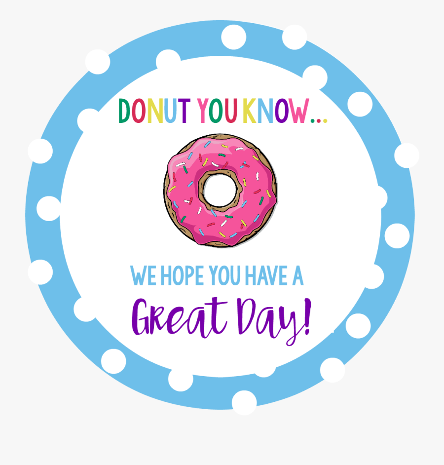 A Donut Bouquet Makes A Perfect Gift For So Many Occasions - You Do Nut Know How Much We, Transparent Clipart