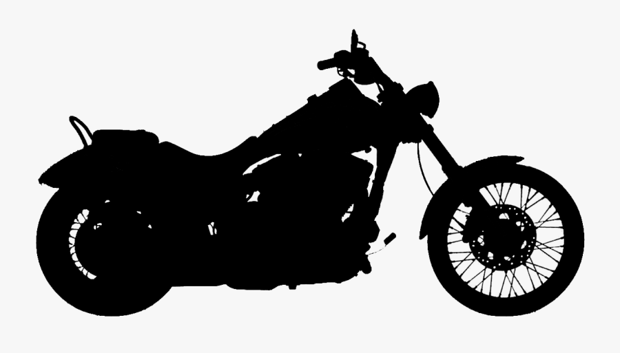 Motorcycle Silhouette 2018 Harley Davidson Dyna Wide Glide