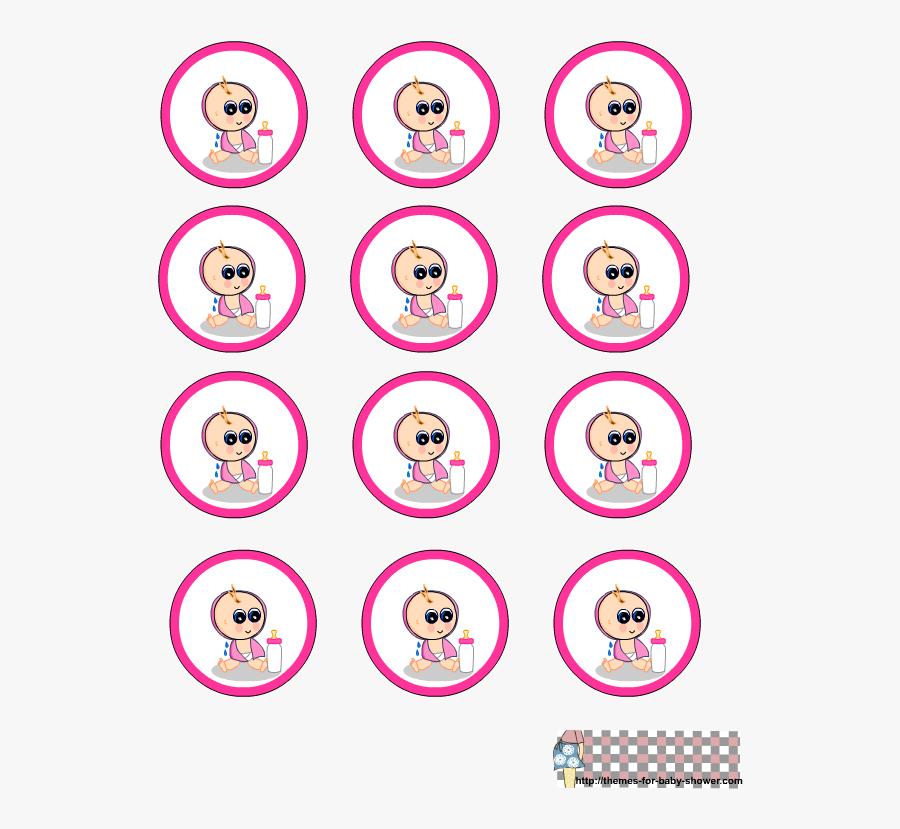 Label Clipart Baby Shower - Para Baby Shower Stickers Para Imprimir Gratis, Transparent Clipart