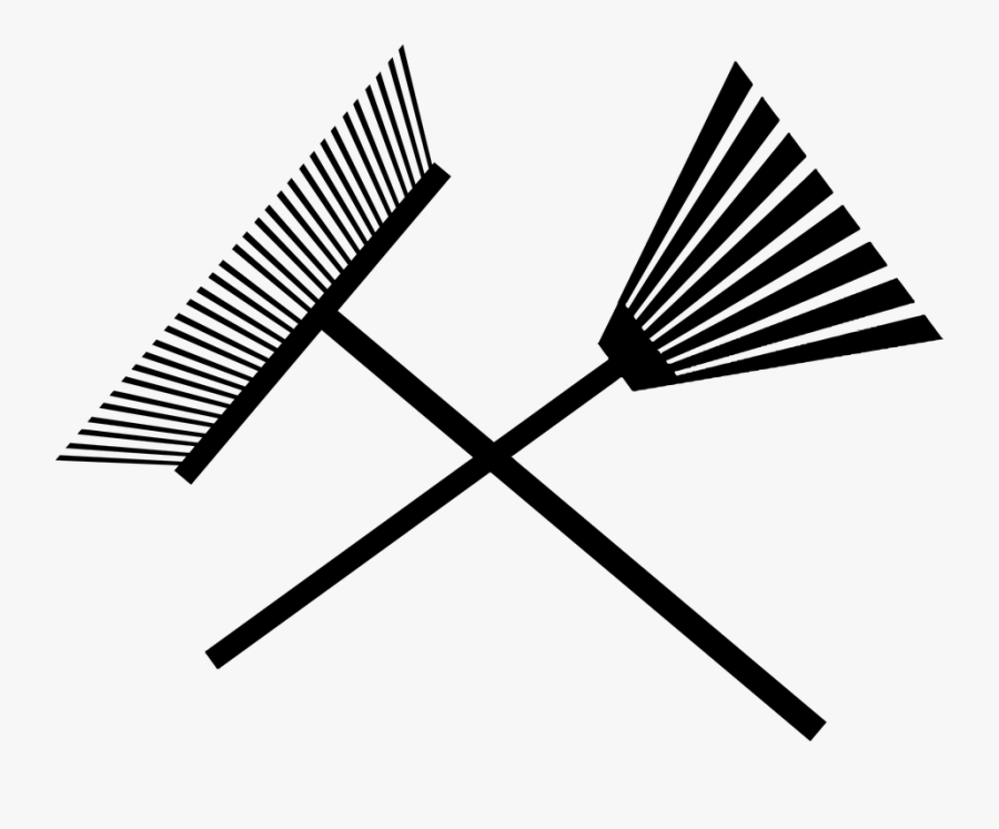 Transparent Cesped Png - Garden Tools Clipart Black And White, Transparent Clipart