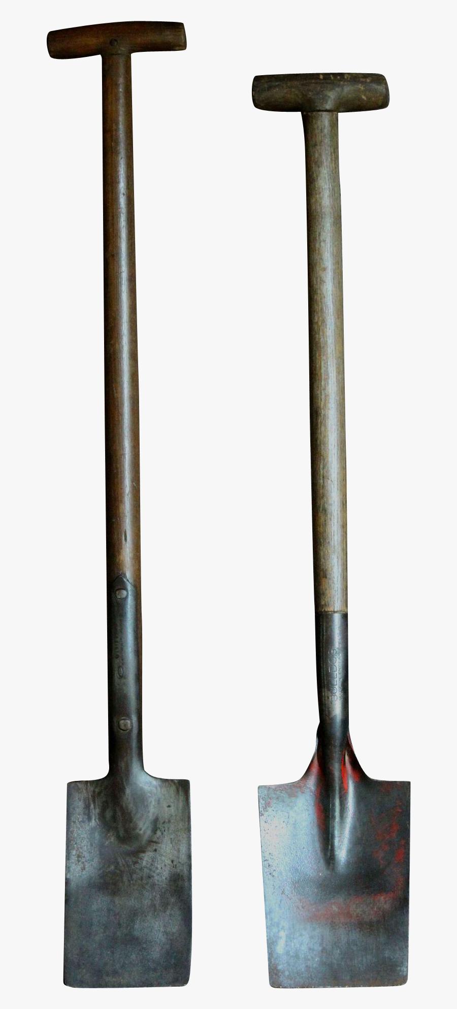 Garden Spade Png - Spade, Transparent Clipart