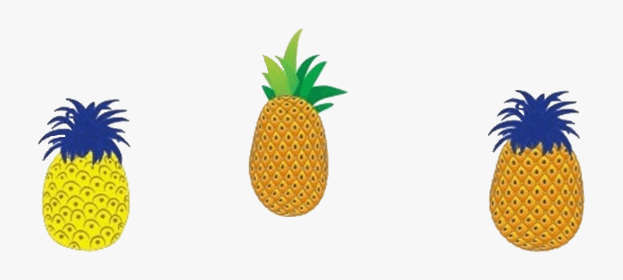 Pineapple Coconut Watercolor Painting - Pineapple, Transparent Clipart