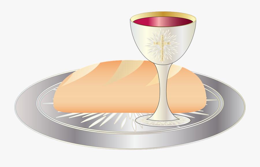 Graphic, Communion, Christian, Lent Christ, Easter - Pascoa Cristã Png, Transparent Clipart