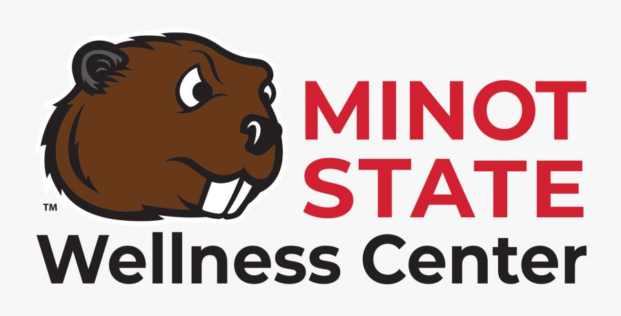 Student Wellnessbvr Color 2018 - Minot State University, Transparent Clipart