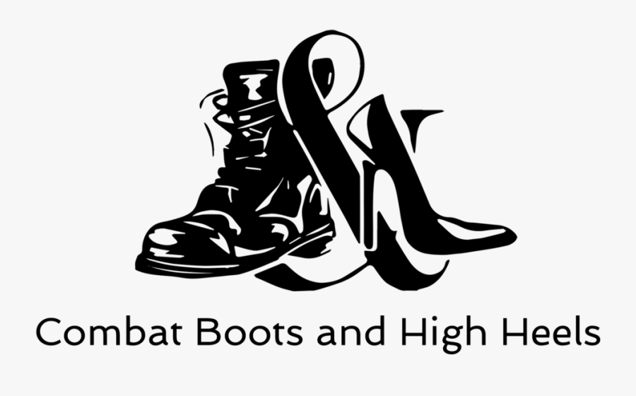 Transparent Combat Boots Png - Illustration, Transparent Clipart