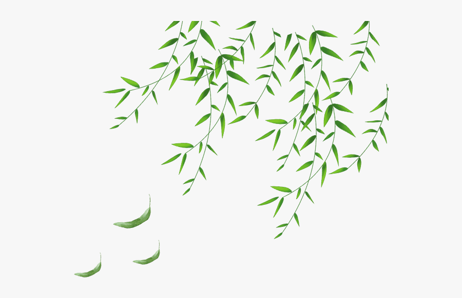 Clip Art The Png For - Leaves Blowing In The Wind Transparent, Transparent Clipart