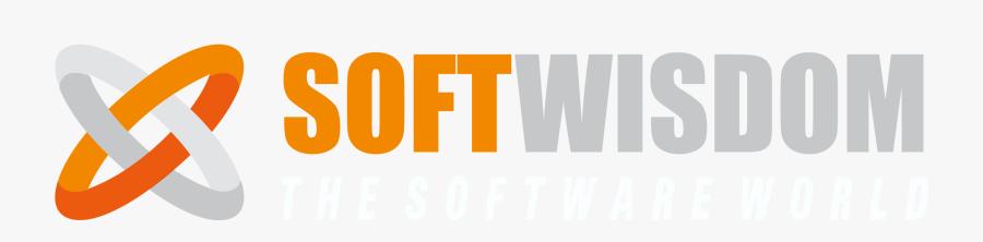 Softwisdom Logo, Transparent Clipart