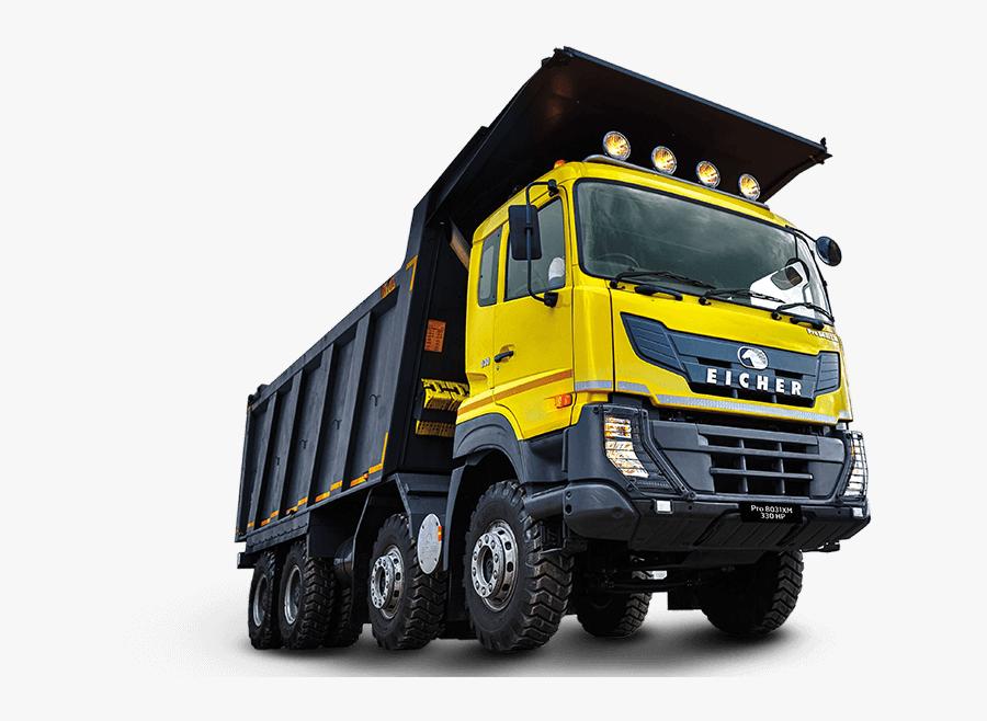Ve Commercial Vehicles Eicher, Transparent Clipart