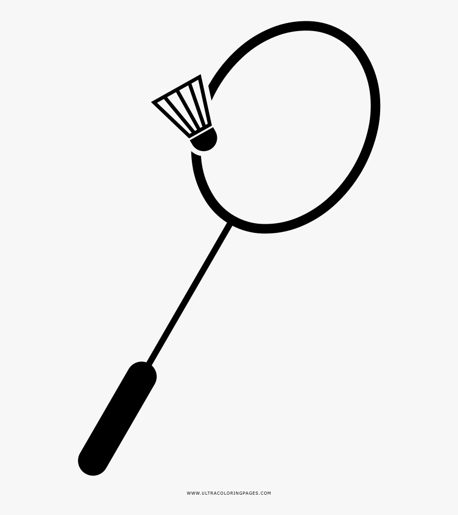 Top 20 Printable Badminton Coloring Pages - Online Coloring Pages | 1013x900