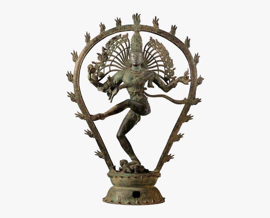 Shiva Drawing Pencil - Circle Of Flames Shiva, Transparent Clipart