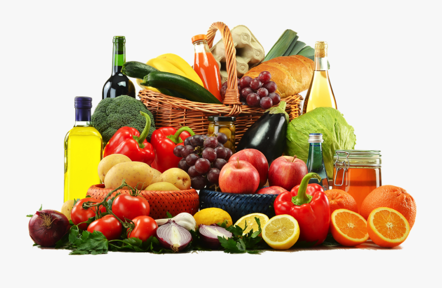 Fruits And Vegetables Png, Transparent Clipart