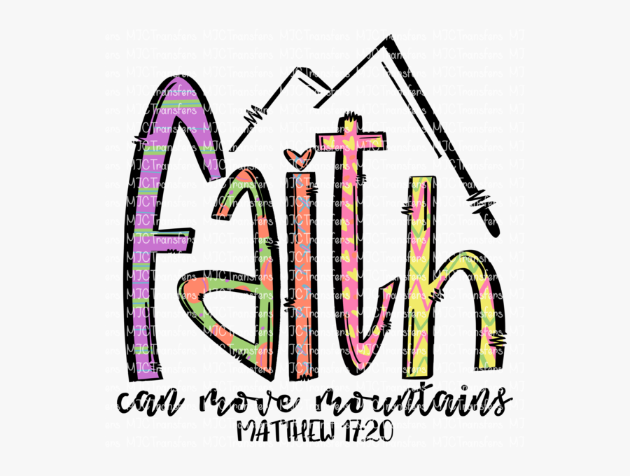 Faith Over Fear Clipart , Free Transparent Clipart - ClipartKey