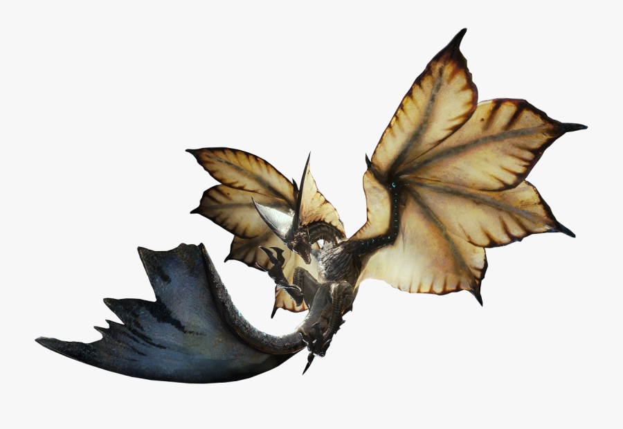 Monster Hunter World All Monsters, Transparent Clipart