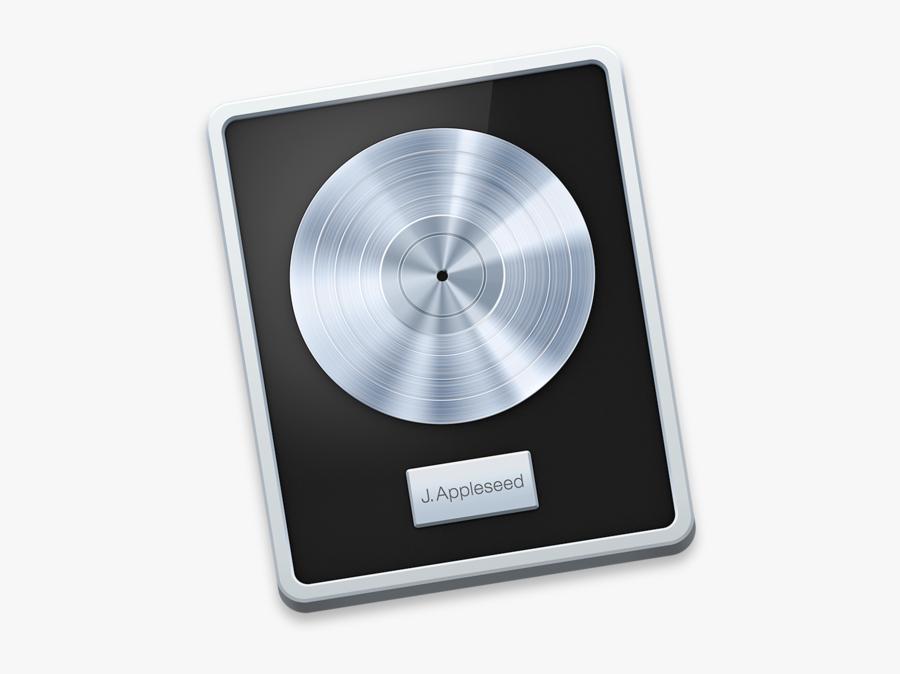 Logic Pro Logo Png - Logic Pro X Png, Transparent Clipart