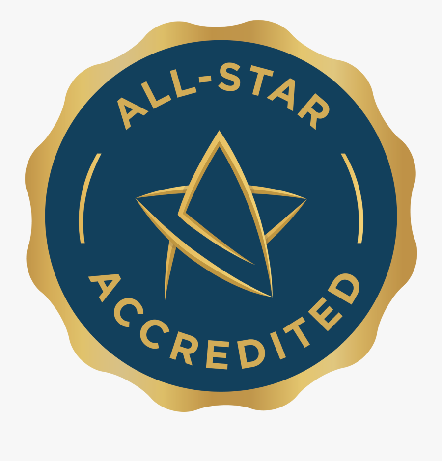 Image - Business All Star Accreditation, Transparent Clipart