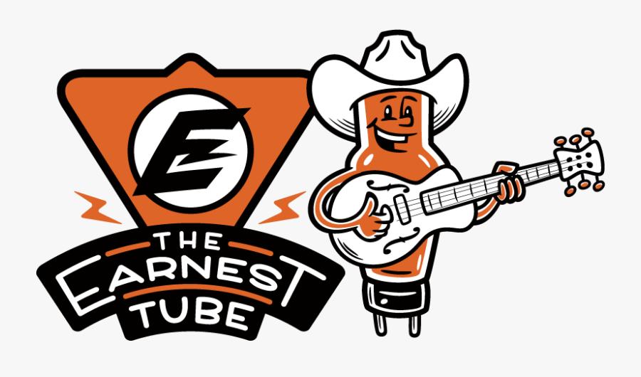 The Earnest Tube - Earnest Tube, Transparent Clipart