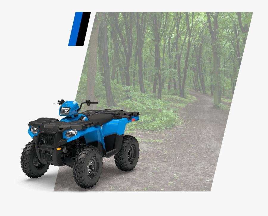 Polaris - All-terrain Vehicle, Transparent Clipart