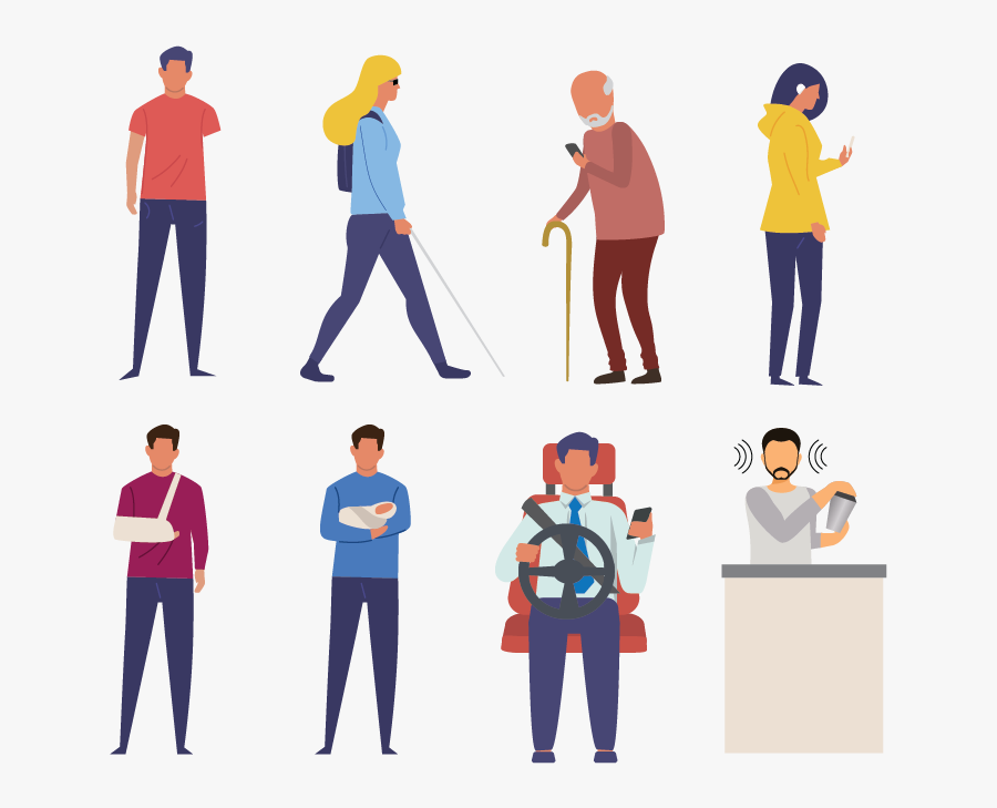 Accessibility For All - Web Accessibility For All, Transparent Clipart