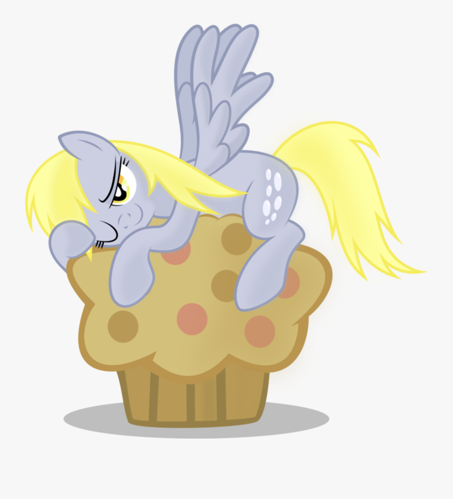 Derpy Hooves Love For - Derpy Muffins , Free Transparent Clipart -  ClipartKey