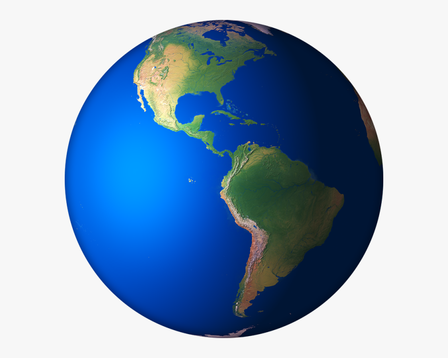 3d Earth Render 02, Globe, Earth, Planet Png And Psd - Planet Earth Transparent Background Free, Transparent Clipart