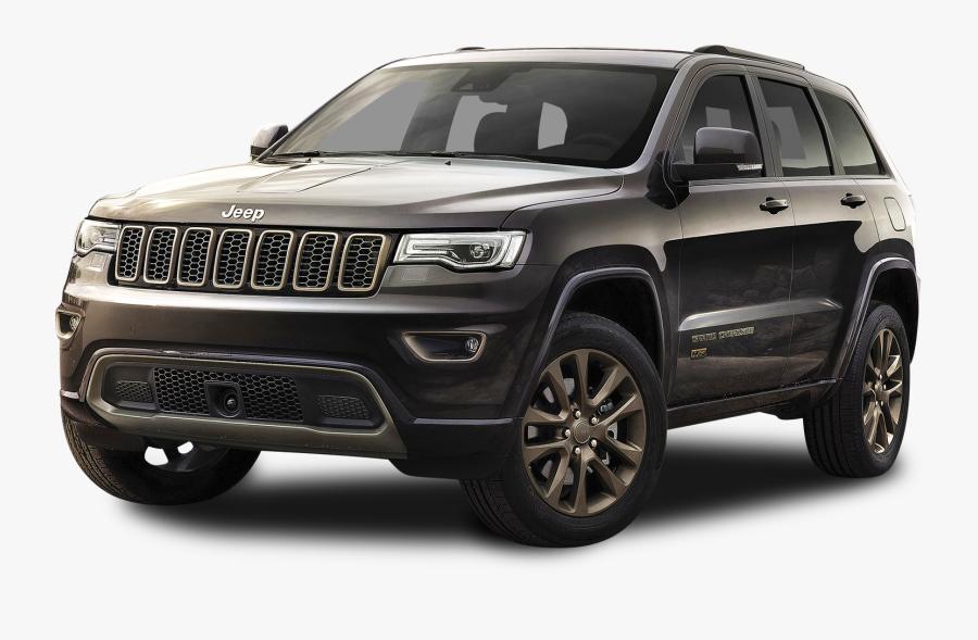 Black Jeep Grand Cherokee Car Png Image - 2020 Jeep Grand ...