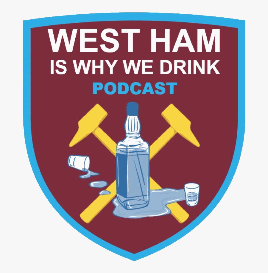 West Ham Logo Png 2019, Transparent Clipart