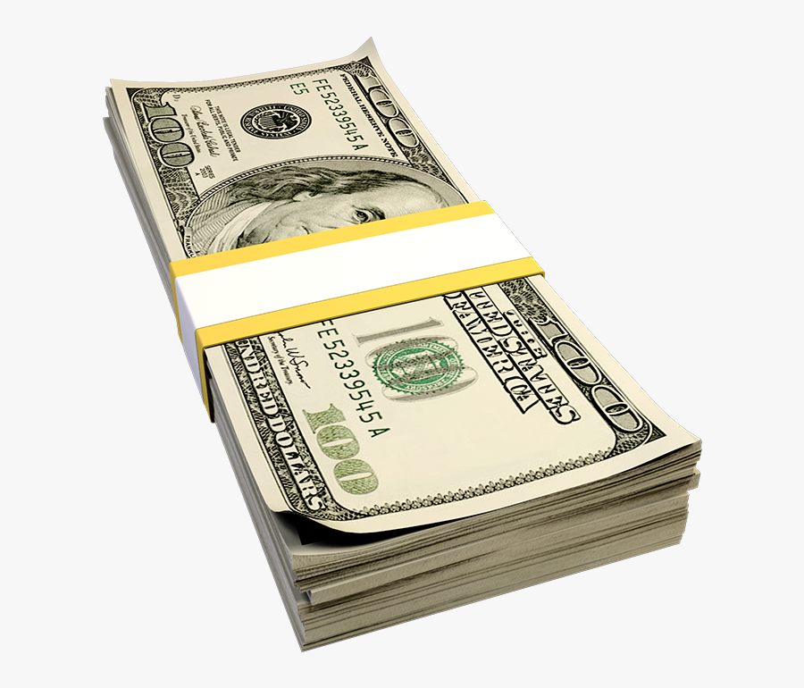 Money Banknote United States Dollar United States One, Transparent Clipart