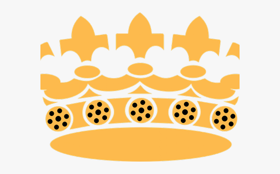 Crown Royal Clipart Logo Gold - King Crown Silhouette Png, Transparent Clipart