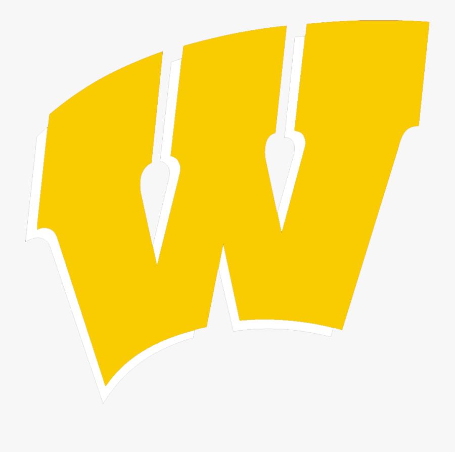 School Logo - Bay City Western Warriors, Transparent Clipart