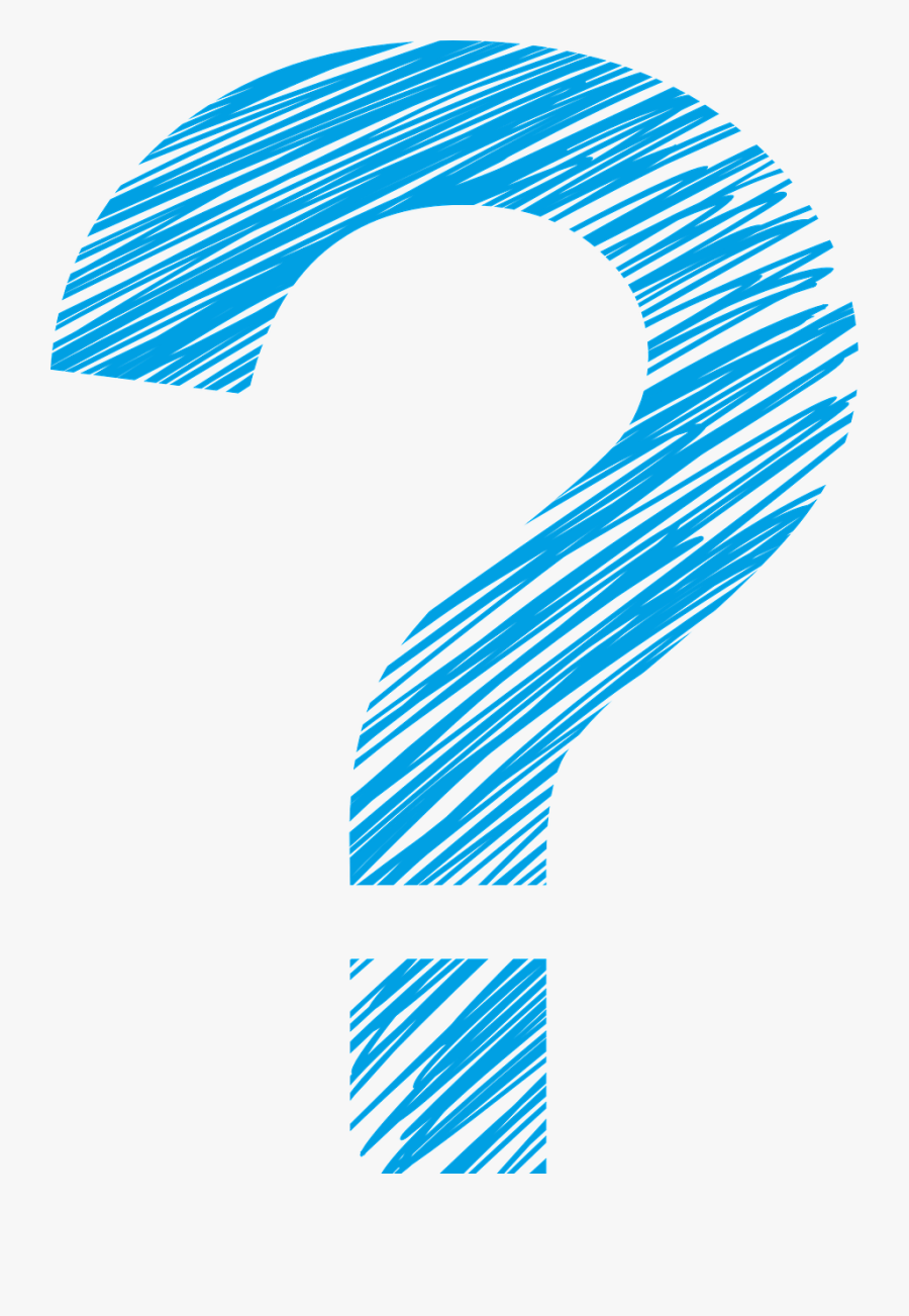 The Question Mark Sign Question Png Image - Blue Question Mark Png, Transparent Clipart