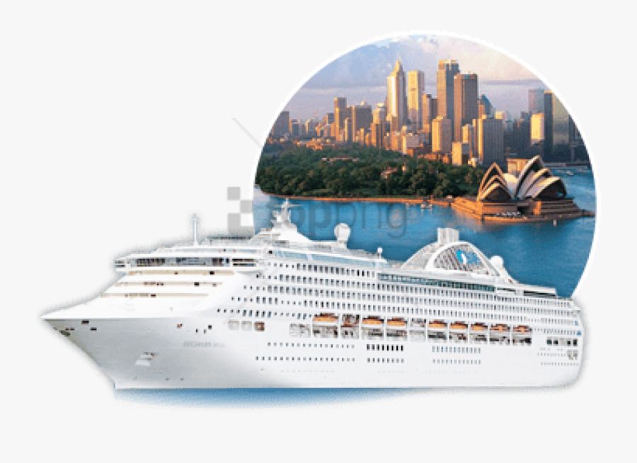 Free Png Download Star Cruise Png Images Background - Cruise Travel, Transparent Clipart