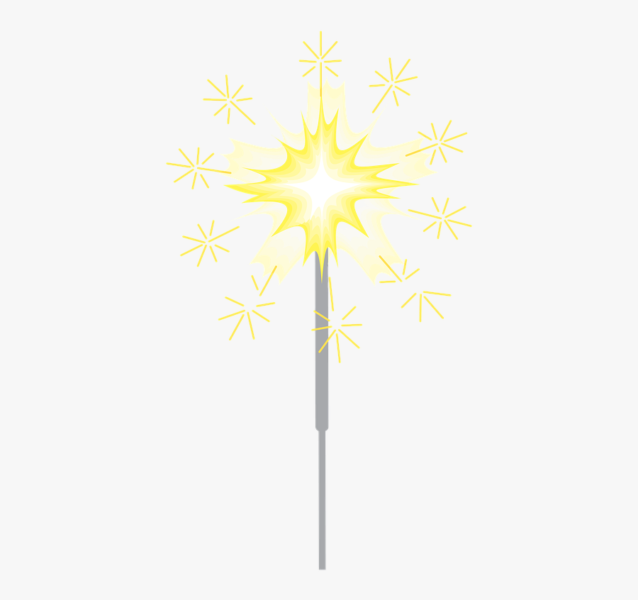 Fire Work, Party, Kids, Light, Celebration, Fire, Night, - Cross, Transparent Clipart