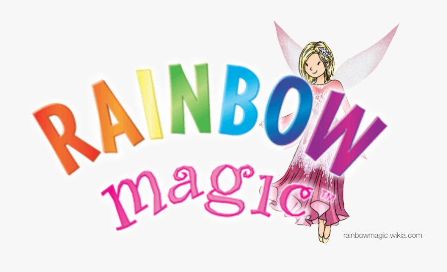 Transparent Fairytale Png - Rainbow Magic, Transparent Clipart