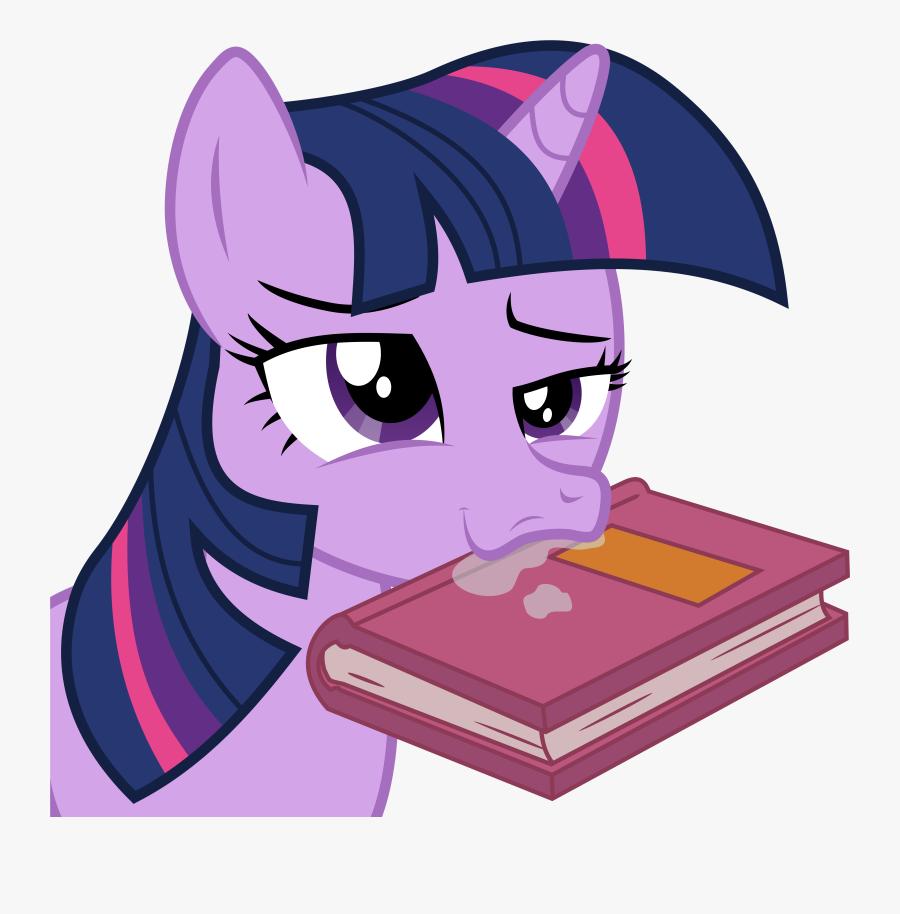Twilight Sparkle Rainbow Dash Pinkie Pie Applejack - My Little Pony Twilight Love Book, Transparent Clipart
