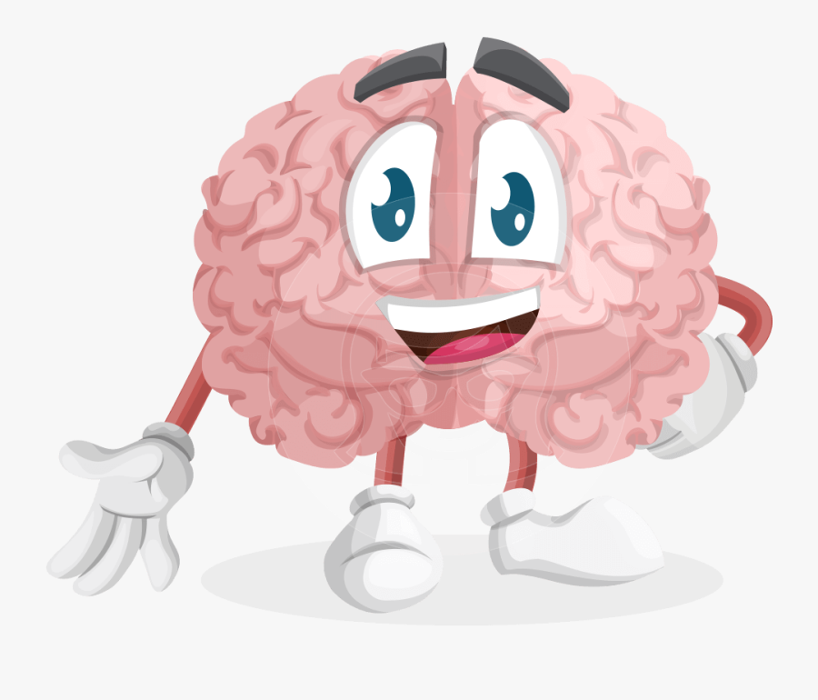 Sad Brain Cartoon Free Transparent Clipart Clipartkey