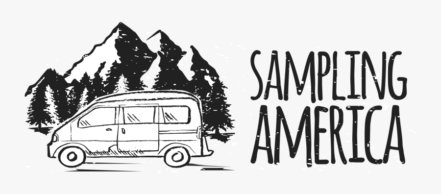 Sampling America Stories From The Road - Logo, Transparent Clipart