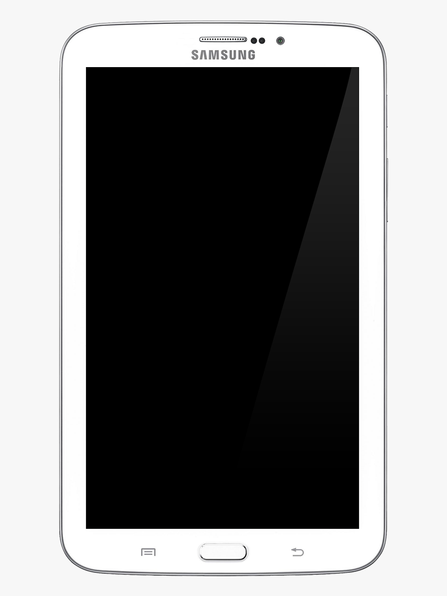 Samsung Galaxy Tab 3 - Samsung Galaxy Tab 2 2012, Transparent Clipart