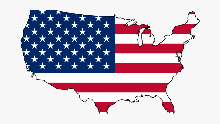 Flags Wallpaper Wiki Usa Iphone Hd Backgrounds - Flag Usa Map Png, Transparent Clipart