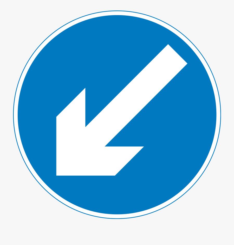 Road Sign Board Png - Jock Kinneir And Margaret Calvert Signs, Transparent Clipart