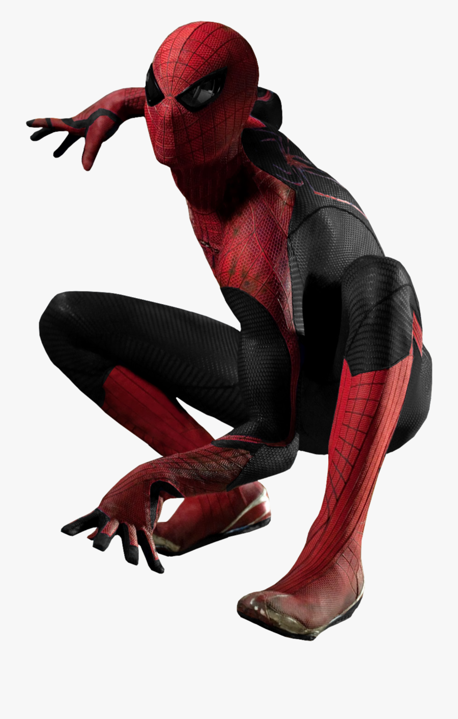 Spider-man Far From Home Png Transparent Image - Amazing Spider Man Png, Transparent Clipart