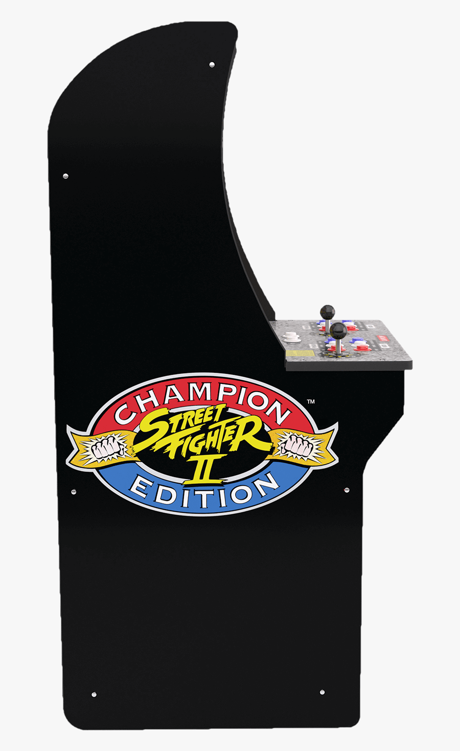 """Street Fighter Arcade Cabinet""""  Class=""""lazyload Lazyload - Street Fighter 2, Transparent Clipart"""