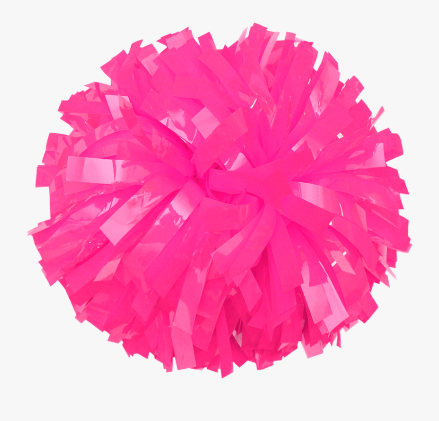 Stock Photography Pom Pom Royalty Free - Cheerleading Pink Pom Poms, Transparent Clipart