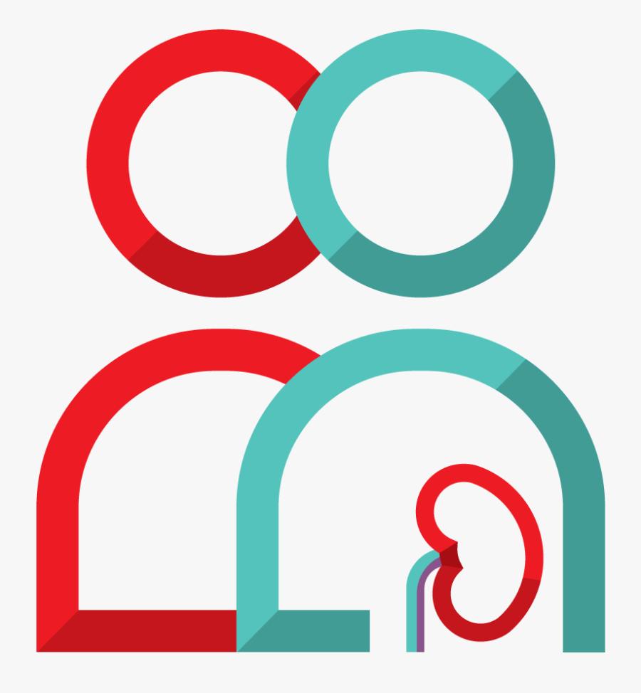 Icons Donation Organs, Transparent Clipart